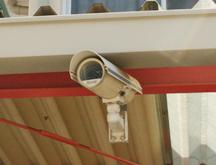 つしま幼稚園の防犯カメラ